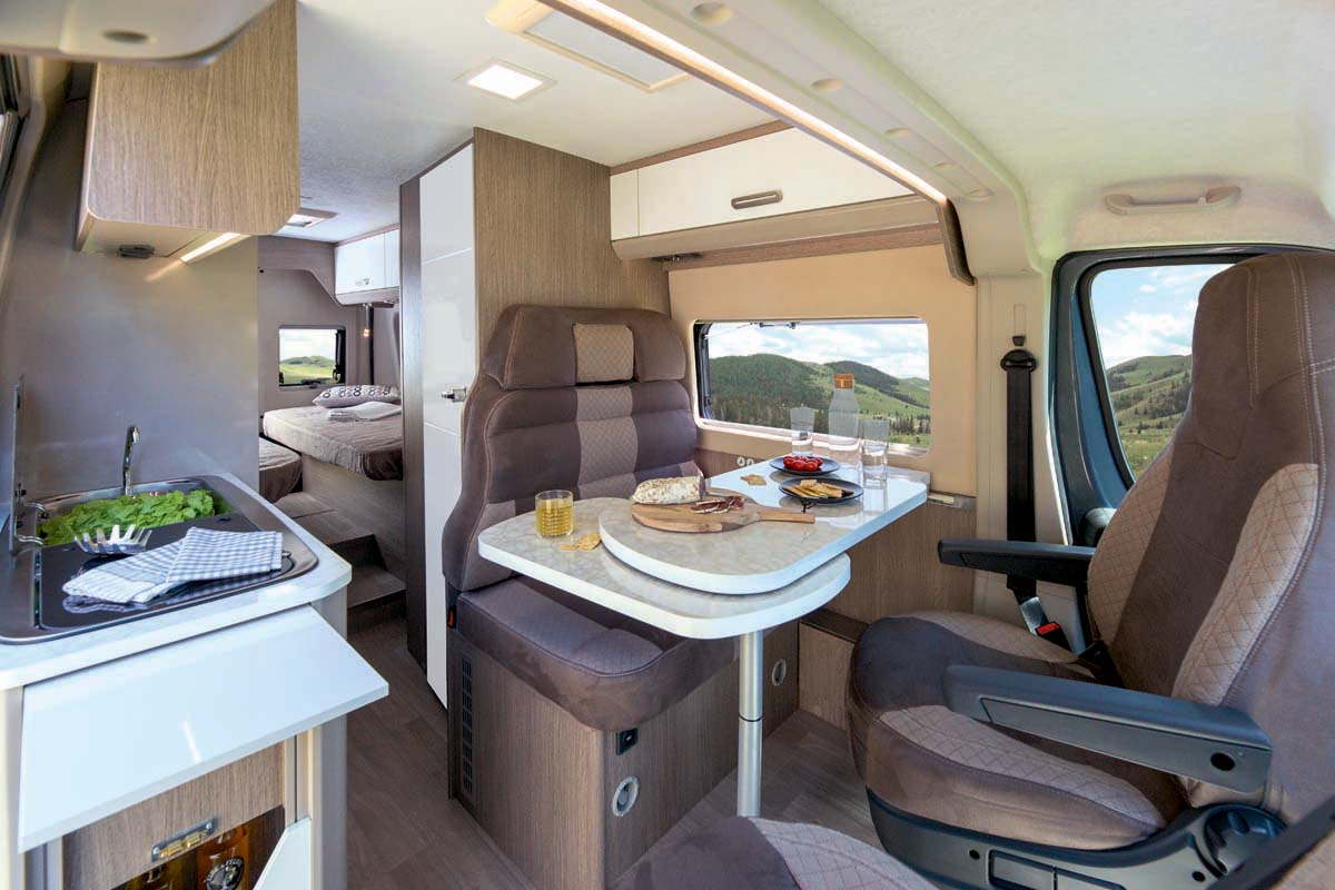 Camping Car Chausson Fabricant De Camping Car Vans Et Fourgons