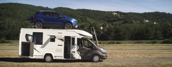 Chausson Gamme Camping Car