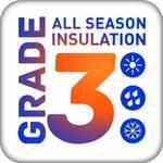Grade 3 insulation