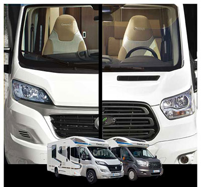 motorhome Fiat  Ford