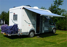 Chausson Flash 10 camper