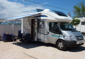 Camper Chausson Flash 10