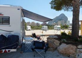 Camper Chausson